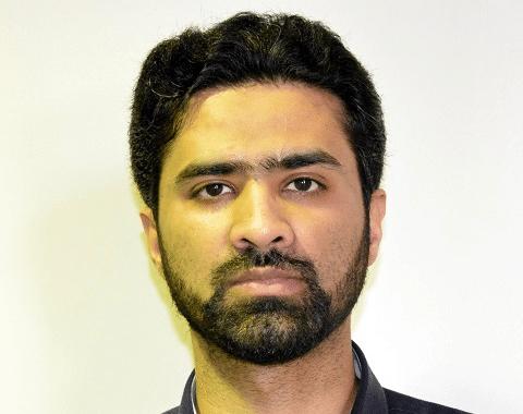Hassan Saeed Khan