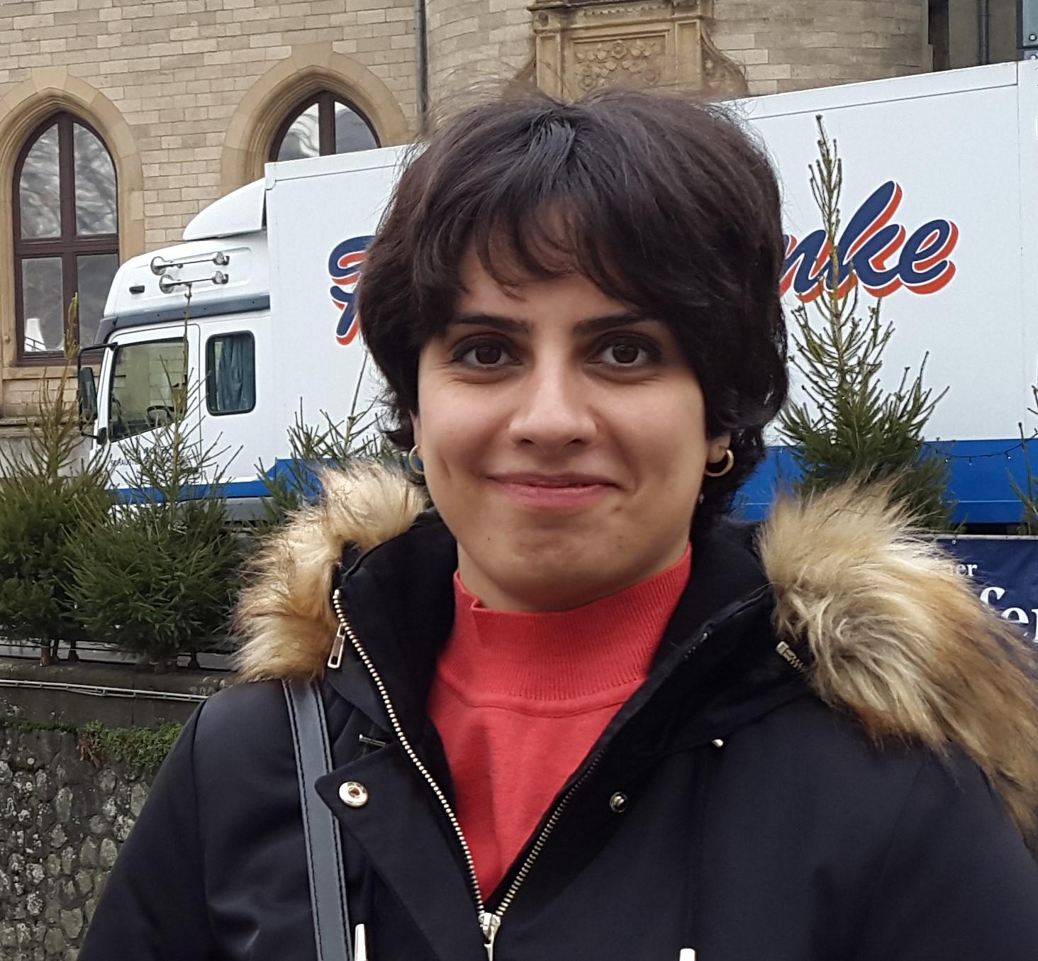 Samira Garshasbi