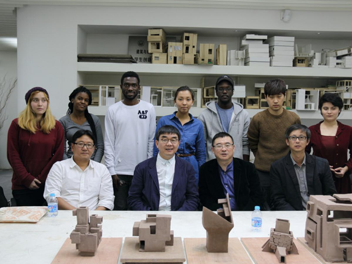 UNSW/Tongji students in Shanghai