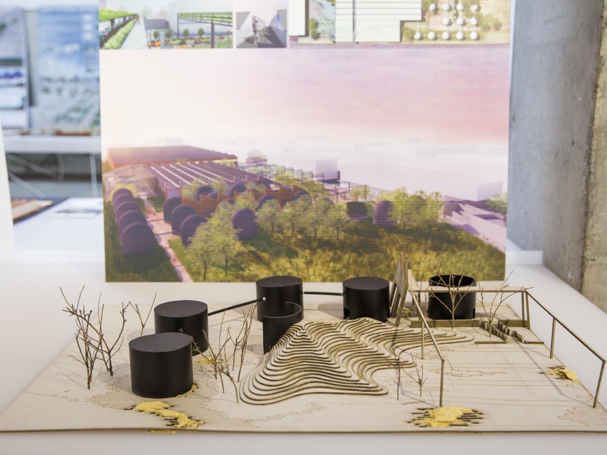 ... Architecture Degree, You Will Learn To Recognise And Respond To  Landscape Systems. You Will Learn How To Rejuvinate The Urban Environment  And Design ...