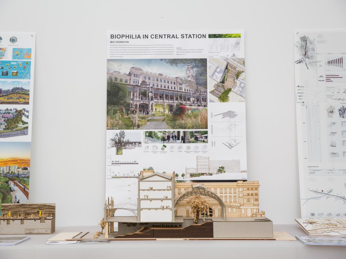 Bachelor of Landscape Architecture (Honours) - Built Environment ...