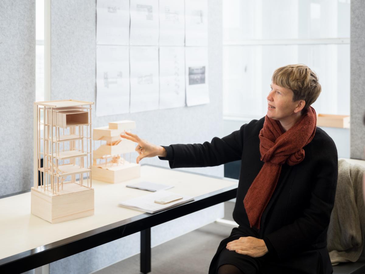 UNSW Architecture professor