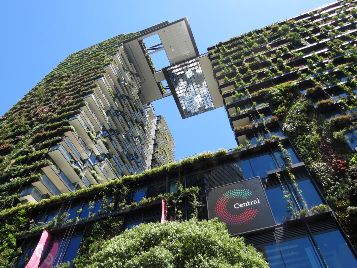 Master of sustainable built environment built - Sustainable urban planning and design ...