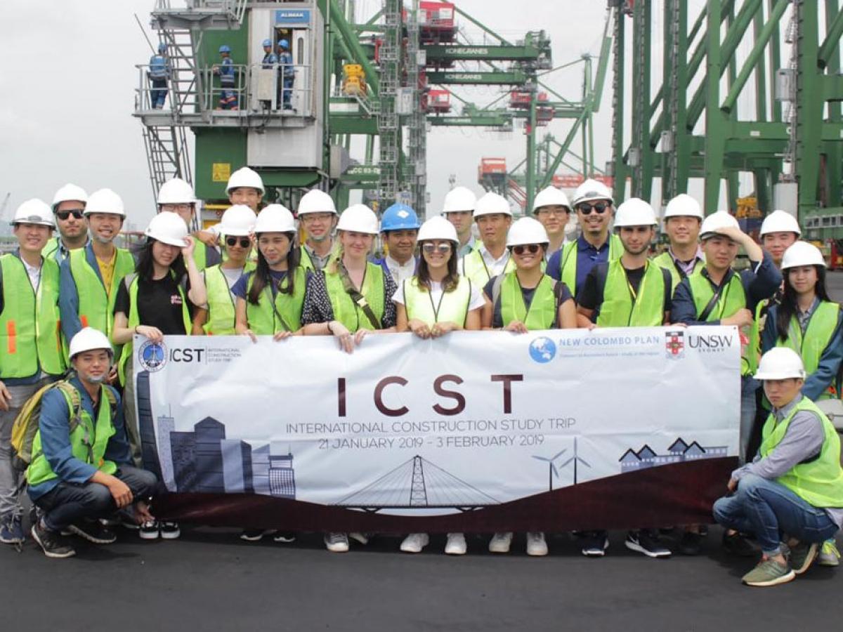 International Construction China