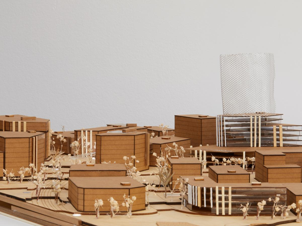 A UNSW City Planning model