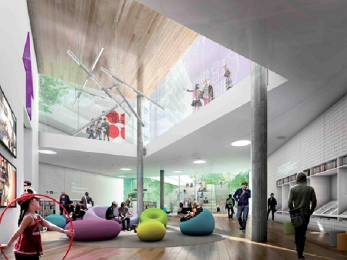 Bachelor of Interior Architecture Honours Built Environment