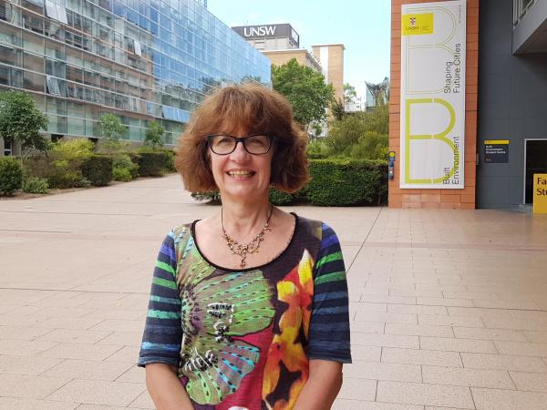 Professor Sisi Zlatanova