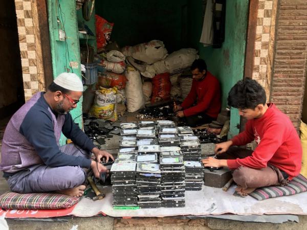 E-waste in India