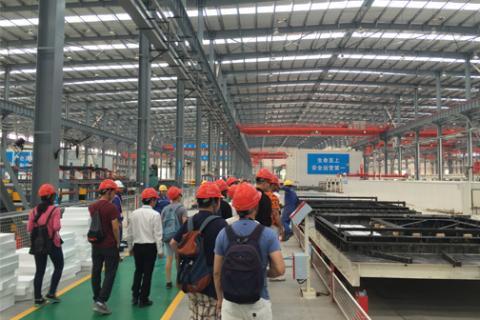 International Experiences Construction Study Tour China