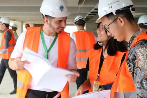 International Experiences International Construction Study Trip Indonesia