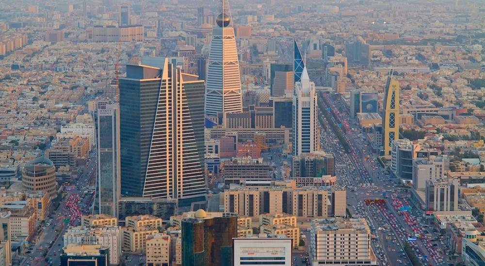 Riyadh in Saudi Arabia