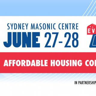 Affordable Housing Conference 2018