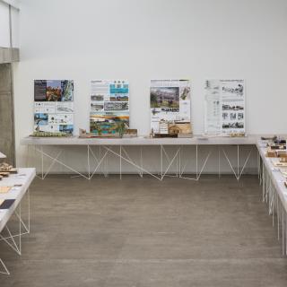 2017 Graduation Exhibitions