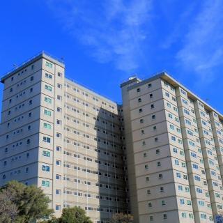 Social housing building in Melbourne