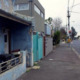 rental housing needing repair