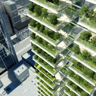 Designing the buildings and cities of the future