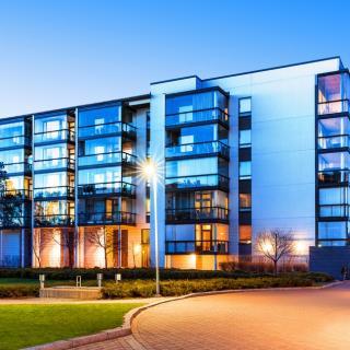 apartment housing