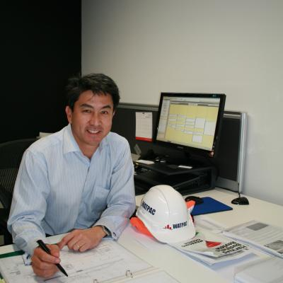 Richard Wang - Alumni