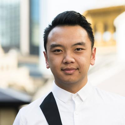 Griffen Lim - alumnus