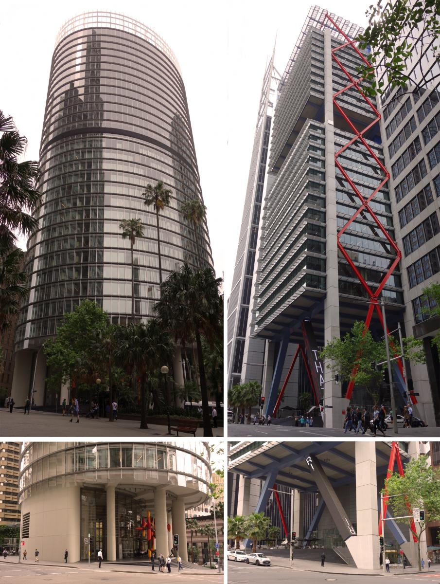 Design Excellence in Sydney CBD: 15-19 Bent Street and 8-12 Chifley Square