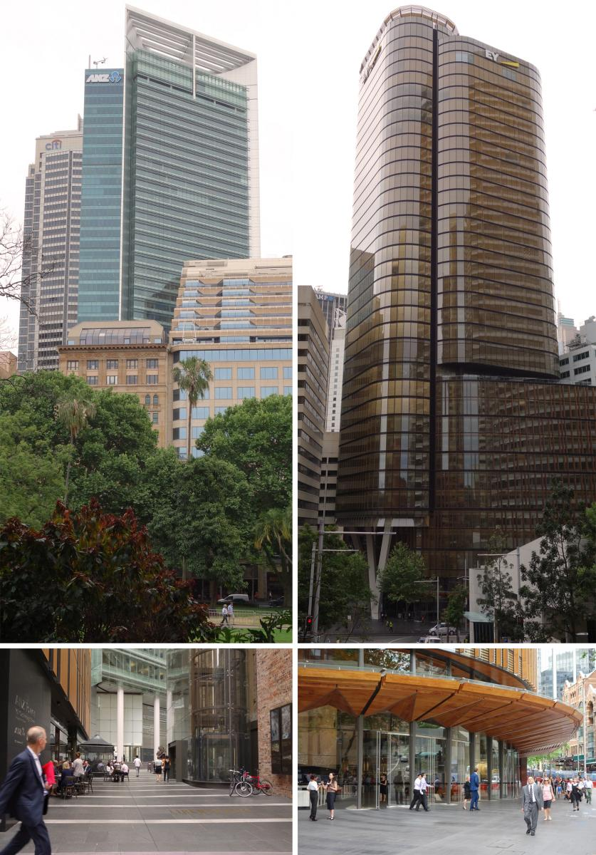 Desiign Excellence in Sydney CBD: 161-167 Castlereagh Street and 190-200 George Street